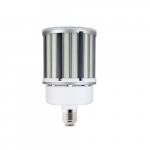 116W LED Corn Bulb, 360 Degree, T44 Bulb, Clear