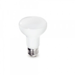 8W LED BR20 Bulb, Dimmable, 3000K