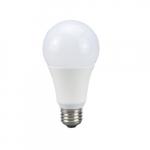 16.5W LED A21 Bulb, 120V-277V, 3000K, White