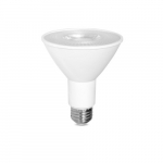 12W LED PAR30 Bulb, Long Neck, Dimmable, 4000K
