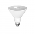 17W LED PAR38 Bulb, 120v-277V, 40 Degree BA, Dimmable, 3000K