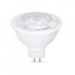 40W LED MR16 Bulb, Dimmable, GU5.3 Base, 5000K