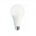 50W LED A21 Bulb, 3-Way, E26 Base, 3000K