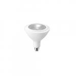 15W LED PAR38 Bulb, 90W Inc. Retrofit, Dim, E26, 1250 lm, 3000K