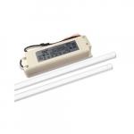 "50W 2x48"" LED Troffer Retrofit Magnetic Module, 5850 lm"