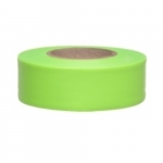 1-3/16-in X 300-ft Flagging Tape, Lime Glo