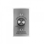 6 Amp Ceiling Fan Control, Rotary, 120V