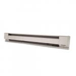 Up to 750W at 277V, 3 Ft Residential Baseboard Heater, Beige