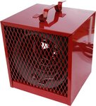 240/208V 5600/4200W Contractor Heater