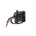208-240V/24V Electronic Transformer Relay, 22 Amps, Steel