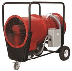 600V 30kW High-temperature Eectric Blower