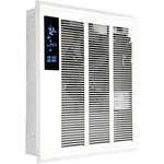 Up to 4000W at 277V, Commercial Smart Wall Heater w/ Remote, White