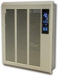 Up to 4000W at 277V, Commercial Smart Wall Heater w/ Remote, Beige