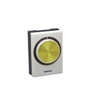 Line Voltage Thermostat w/ Heat Anticipator, DPST, Snap Action