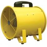 8-in Utility Blower, 1.6 A, 192 W, 1225 CFM