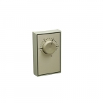 22A Line Voltage Thermostat w/ Heat Anticipator, SPST