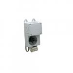 25A Industrial Line Voltage Thermostat, Weatherproof, SPDT