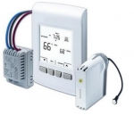 3000W Electronic Digital Line Voltage Microprocessor Thermostat, 277V
