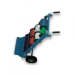26-in Width #1 Wire Reel Caddy, 200lb Capacity