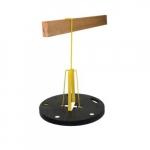 Thomas Wheeler Wire Coil, 150lb Capacity