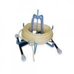 25.5-in Combo Foldable Stud & Floor Reel, 100lb Capacity