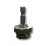 0.5-in Thread Pipe Spinner