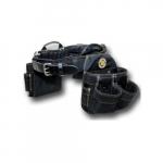"45""-49"" Electrician Combo Belt and Bag, XXLarge"