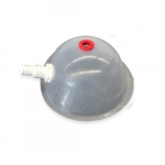 Driller's Dust Bowl Pro w/Vacuum Adapter