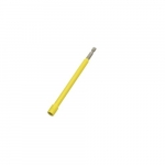 "5/16"" Hex Bit - 6-in, Yellow"