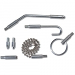 Universal Attachment Kit Attachment for 3/16-In & 5/32-In Wire Puller