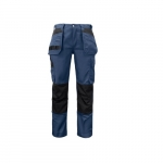 Pants w/ Velcro Pockets, Heavy-Duty, Mid-Weight, Size 40/32
