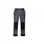 Pants w/ Multi-Pockets, Mid-Weight, Two-Toned, 34/32