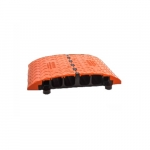 4.5-in Cable Protector Guard, Heavy Duty, Two Channels