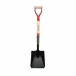 #2 Square Point Shovel w/ 30-in Hardwood Handle