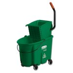 WakeBrake Green 35 qt. Color-Coded Combos