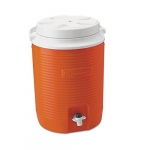 Orange 2 Gallon Victory Jug