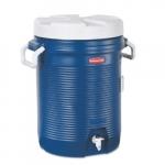 5 Gal Water Cooler, Modern Blue