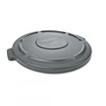 Brute Gray 22 in. Round Lids for 32 Gal Containers