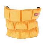 Brute Yellow Caddy Bag for 32 and 44 Gal Containers