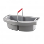 Gray Maid Carry Caddy
