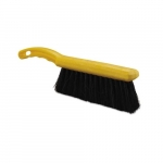 12.5-in Countertop Brush, Yellow