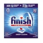 Finish Electrasol Power Ball Dishwashing Detergent-23-oz