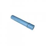 Cannister for Welding Electrodes, Orange