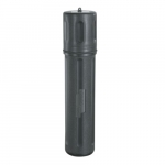 14-in Canister For Welding Electrodes, Polyethylene, Black