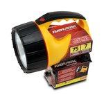 6V Lantern Flashlight w/ Krypton Bulb and 6V Battery