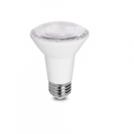 8W LED PAR20 Bulb, Dimmable, 2700K