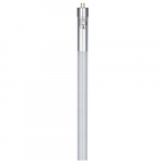 13W 4 Foot Led T5 Tube, G5 Base, Ballast Bypass, 3500K, Frosted