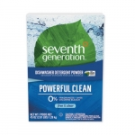 Free and Clear Scented, Biodegradeable Powdered Dishwasher Detergent-45-oz
