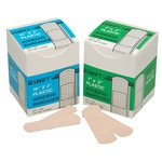 "Fingertip ""T"" Fabric Adhesive Bandages"
