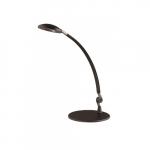5W LED Desk Lamp, 300 lm, 4000K, Black